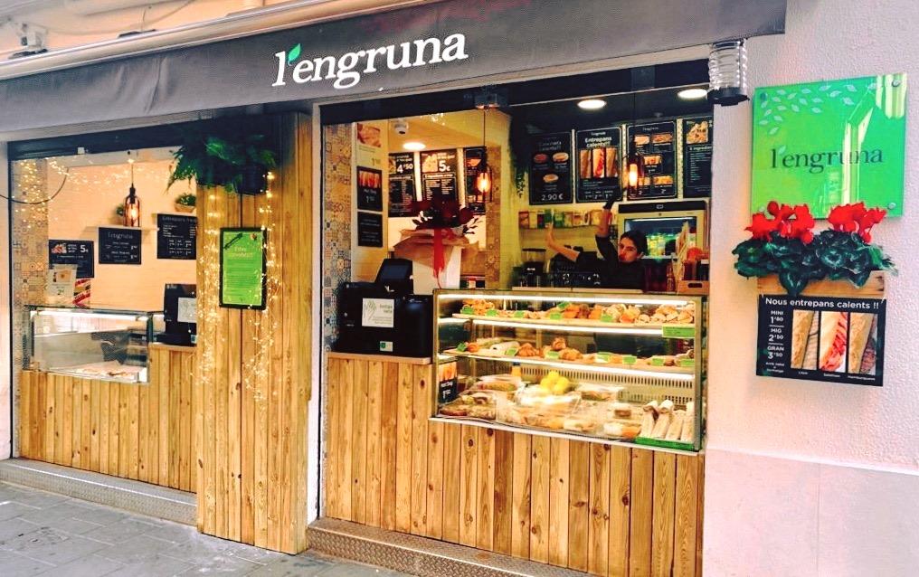 L'Engruna: menjar per emportar a Granollers