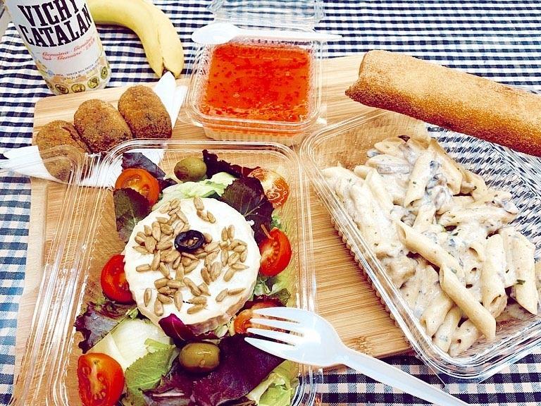 Menú pícnic L'Engruna Granollers