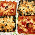 Coques pizza l'Engruna Granollers