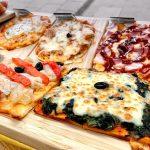 Coques i pizzetes variades l'Engruna Granollers