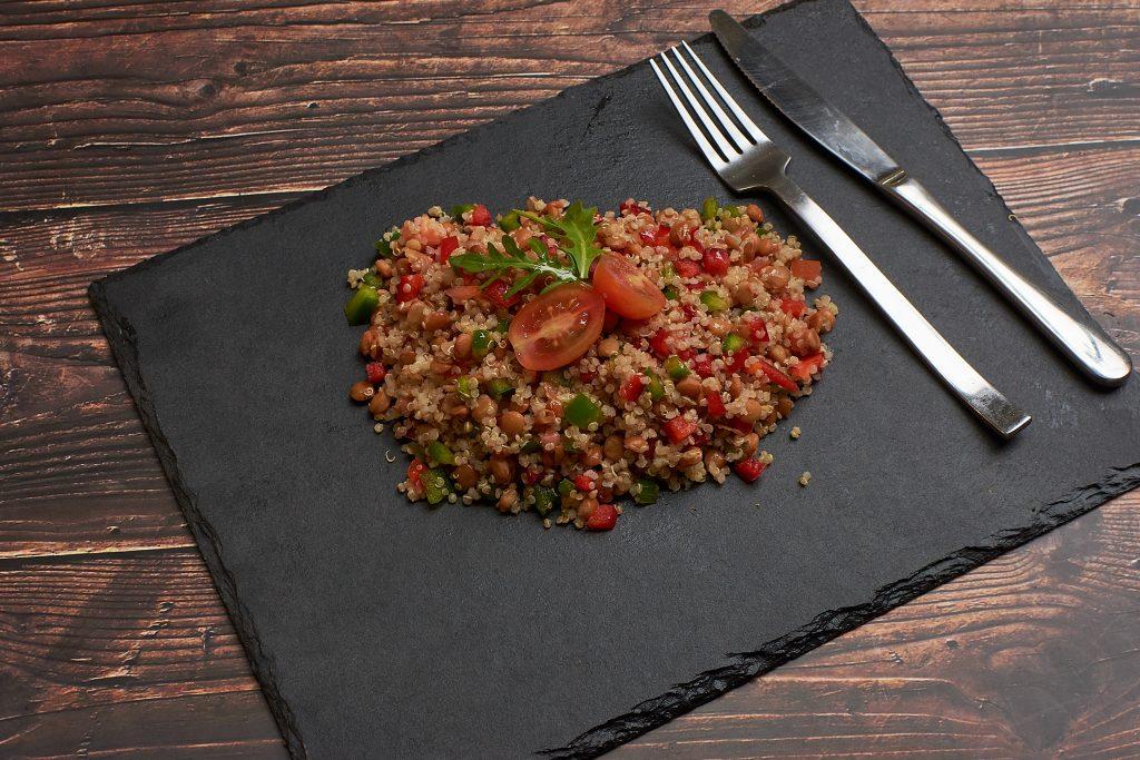 Plat quinoa l'Engruna Granollers